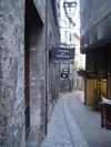 Roman shopfront Spoleto