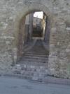 Montefalco arch