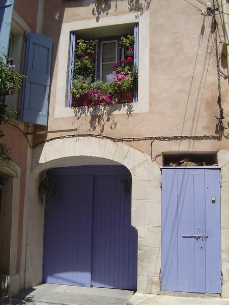 Provence colours