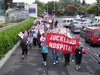 Auckland Hospital On Strike! 13 Dec 2006